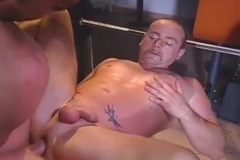 Janos Volt Having A Masturbating Dream With Two twinks nailing