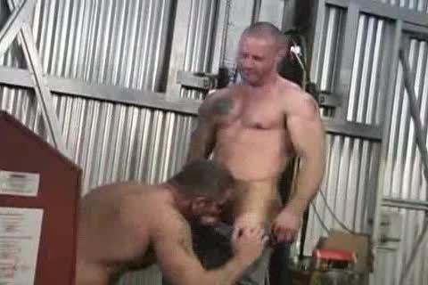 Brendan Davies, Blake Nolan three-some Garage