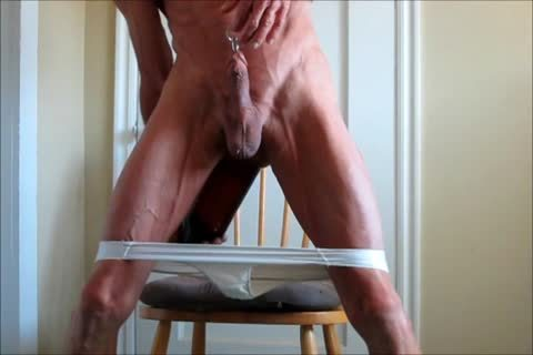 In The jock And Fist And Bottle pounded large In The anal