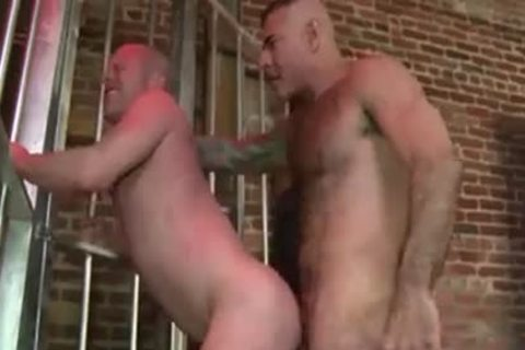 two boyz Using fastened Sex serf - Factory clip