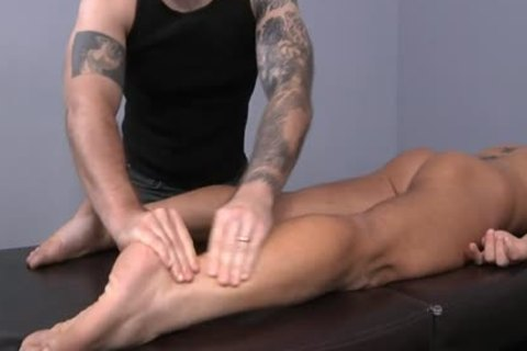 SHANE FROST MASSAGED