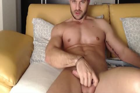 handsome Romanian Model From Webchat Caught In Free Show