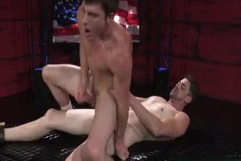excited twink chastise gangbang