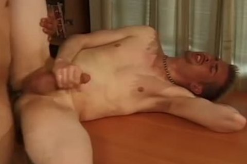 sex ball semen Theater - Scene 1 - Macho guy clip scene