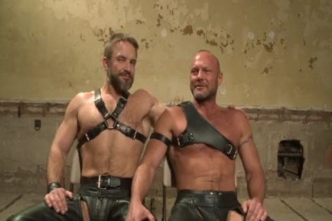 Chad Brock And Dirk Caber In delicious thraldom Action