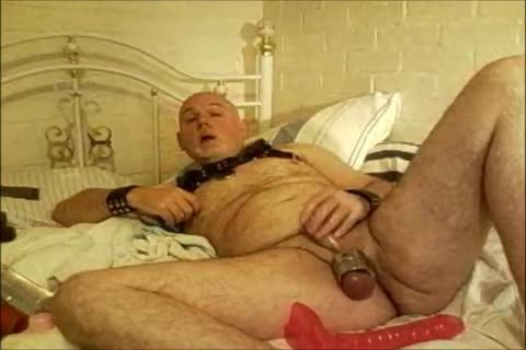acquire completely Poppered And Play Around With My toys Using Oil As Lube.  Great pleasure.  Balls admirable'n Stretched arsehole Plugged And I acquire Some toys Up It. Wearing recent Leather Bulldog Harness. This Is The Second Part Of A Longer Sess