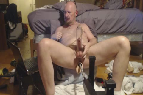 Longer clip. Pumping My ramrod And Going From James Deen To Jeff Stryker Then The Cyborg 8.0.