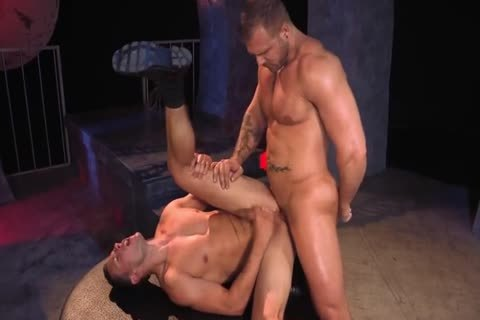Austin Wolf  Uses Brenner's mouth & butthole