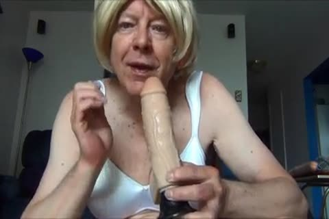 wicked Gigi Tries recent 7.5 Inch fake penis