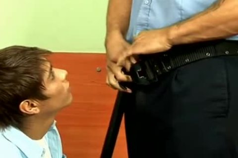 Perv Police Didn T Stop slamming legal age teenager twink S anal