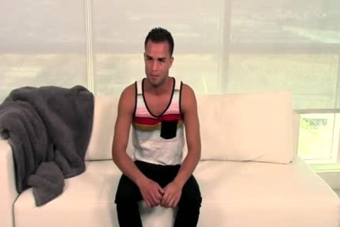 GayCastings - Javier Cruz poked By concupiscent Agent