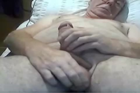 grand-dad jerk off And Play On cam
