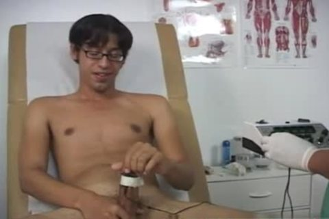 Free homosexual Male Physical Examination Porn clips It Felt Great!