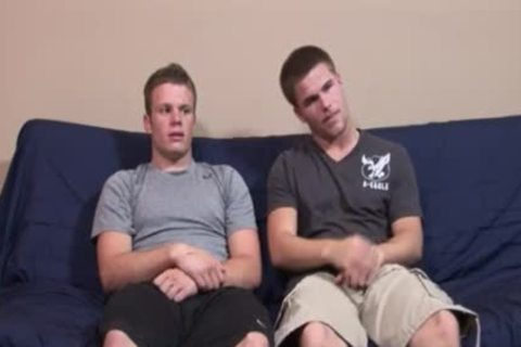 Straight boyz Play With Each Others penises video scenes homo