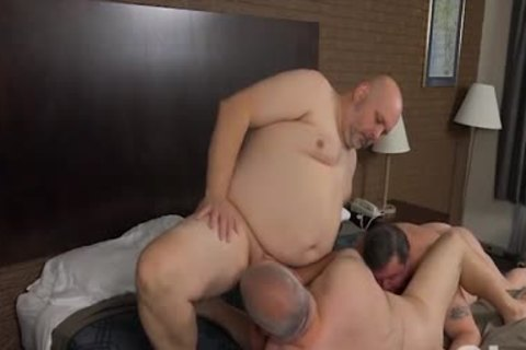 hammering His Blistering chunky Bumhole