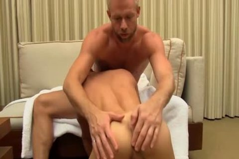 Andy Taylor receives A humongous pecker In His taut arsehole