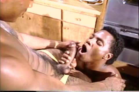Vintage gay Porn Compilation Of darksome boys And White