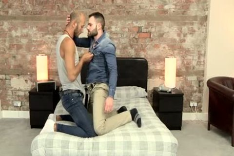 A Real Hungry painfully fucking - Wolf Rayet & Dominic Arrow
