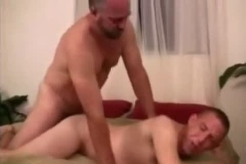 A Oversized hairy daddy Bear Mounts A Very Younger Legal homo guy In The Bottom