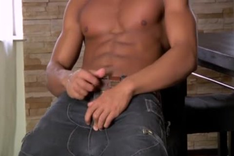 Erick Lewis Jerks His monstrous black weenie HD Xrated Flicks - SpankBang
