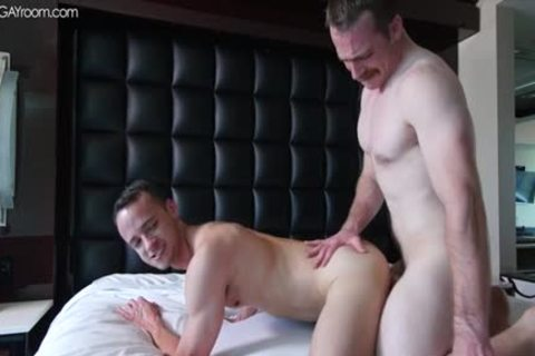 yummy Son anal-copulation With Facial