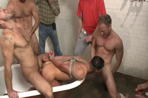 delicious Son tied And Facial