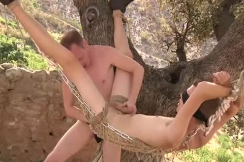 slutty Jack Needs To Be Punished Hard Outdoor By Sean