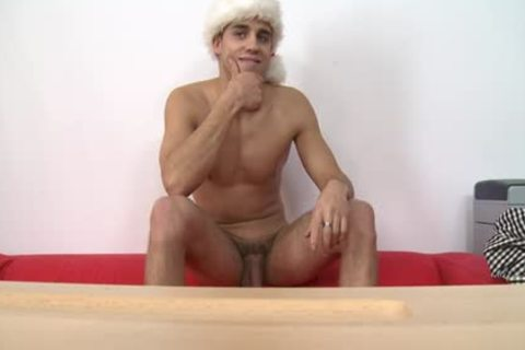 large penis Daddy Casting With Facial