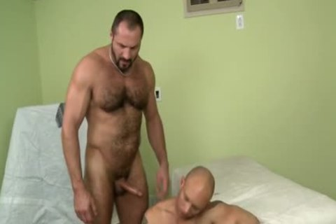 nasty homo butthole rimming And cumshot