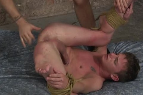 Tattoo twinks Domination And ejaculation