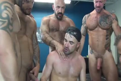 Latin cock double penetration And cream flow
