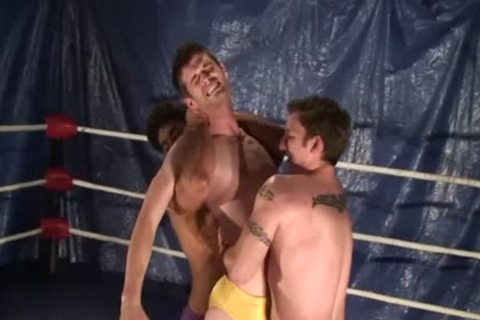 Johnny Firestorm And Kip Sorell Vs Christian Taylor