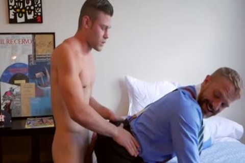 Latin Daddy ass job With goo flow