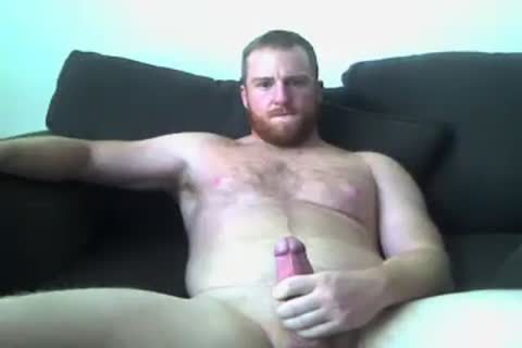 humongous Furry Jackers Cums On cam
