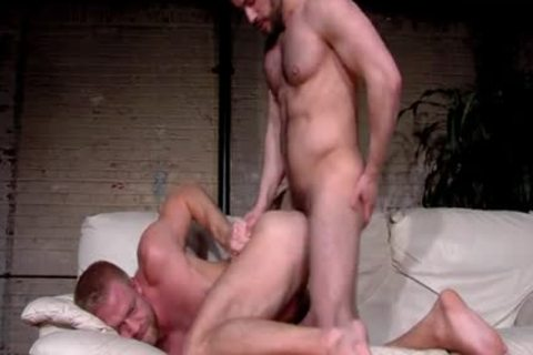 Smooth blonde Christopher Daniels And hairy Felix Barca fuck