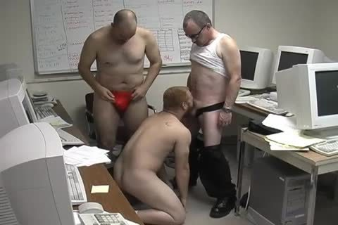 Office guys two - Scene three