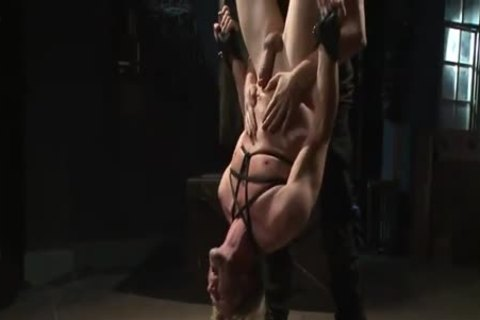 dirty Cop tied & Tormented