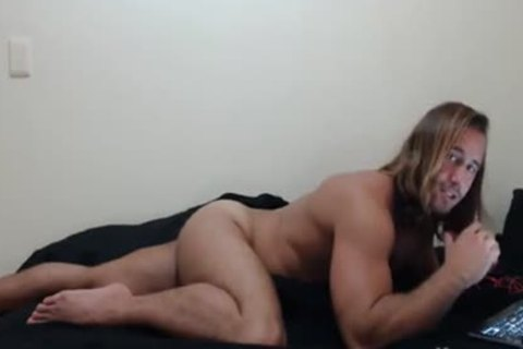 wild throbbing long Hair With A admirable palatable Bubble anal