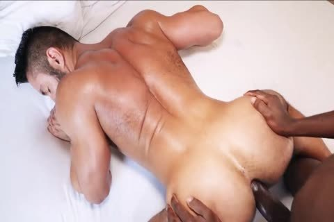 Being pounded By A monstrous dark penis
