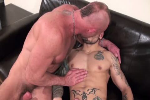 males Doing What males Do best; Pumping Each Other Full Of kinky Loads Of sperm