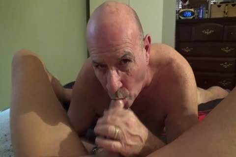 sucking Michaels penis And Balls