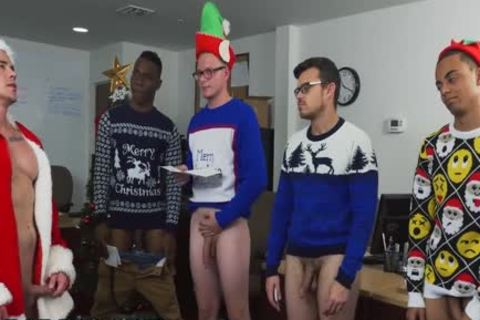 GRAB butthole - A Very homosexual Holiday particular!