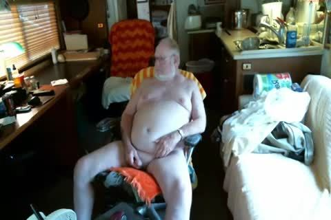 grandpa And Daddy On cam