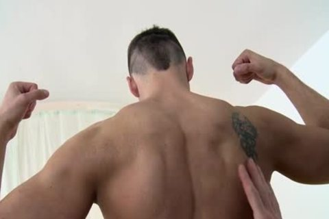 stunning Daddy Casting And cumshot