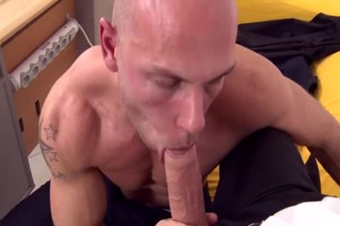 large penis Daddy Casting With cumshot