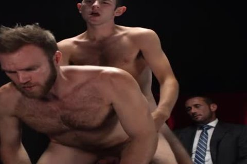 MormonBoyz - Two Missionaries bang As torture For Priest Daddy