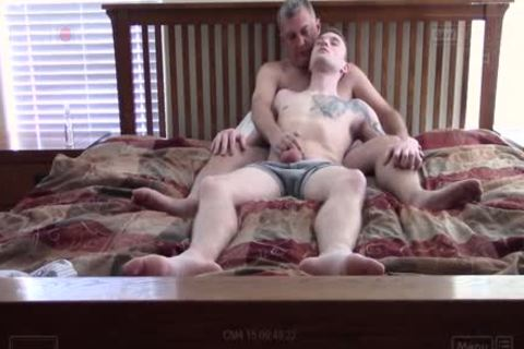 Ethan's backdoor receives Rammed bare