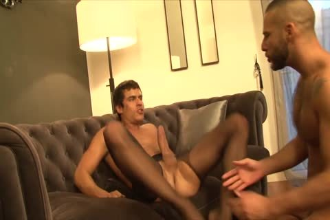 males In stockings