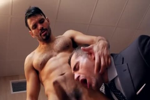 Muscle gay ass job With cumshot