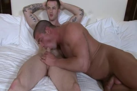 Muscle homosexual ass job With cumshot